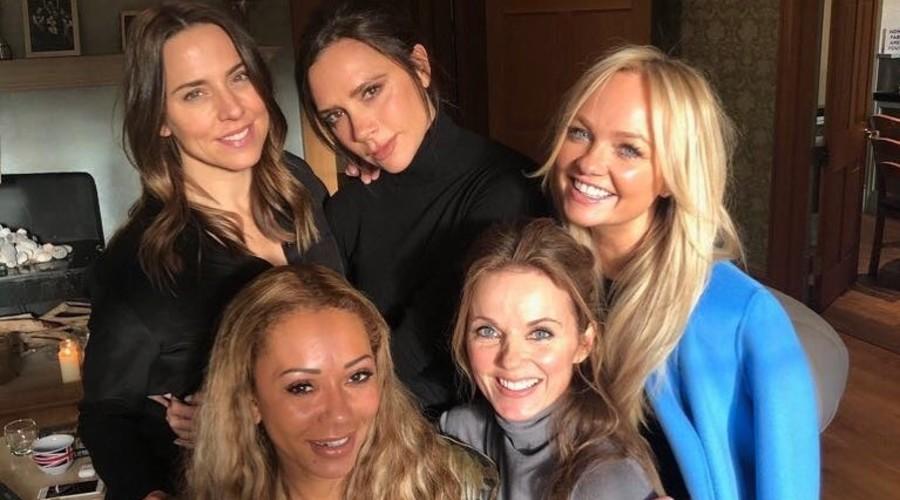επιστροφή των Spice Girls