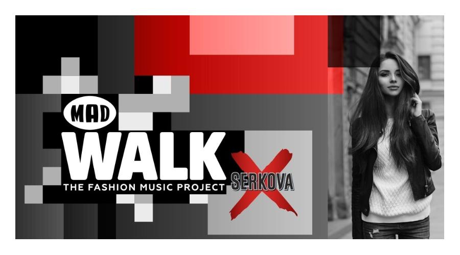 σχεδιαστές του MadWalk by Serkova
