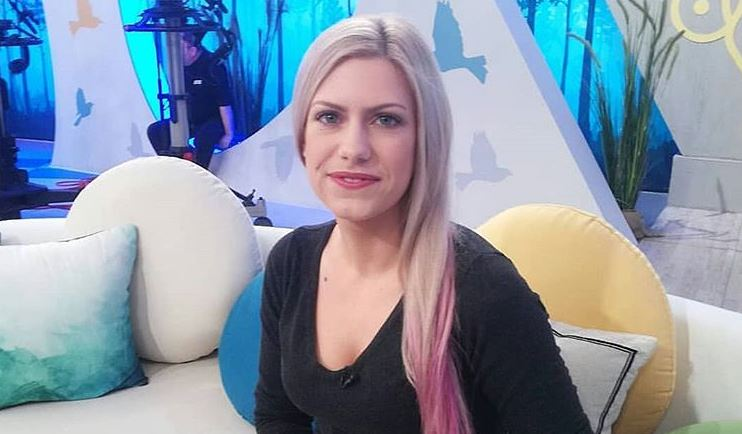 Γωγώ Κωστάκη δηλώνει ερωτευμένη