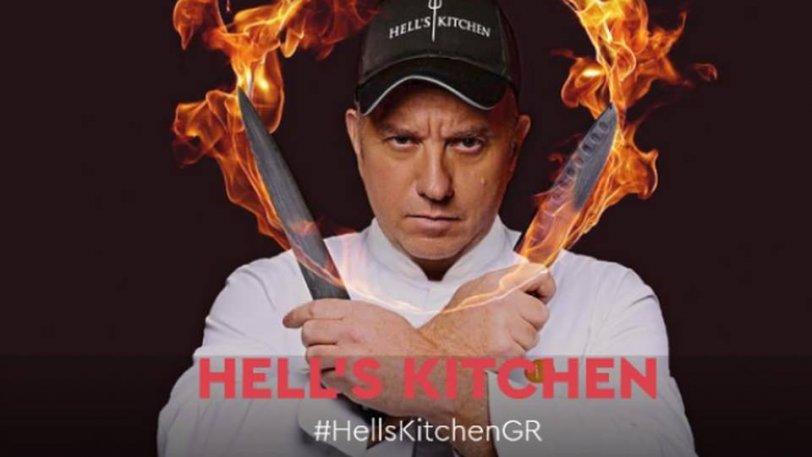 Λιποθυμία on camera στο Hell's Kitchen