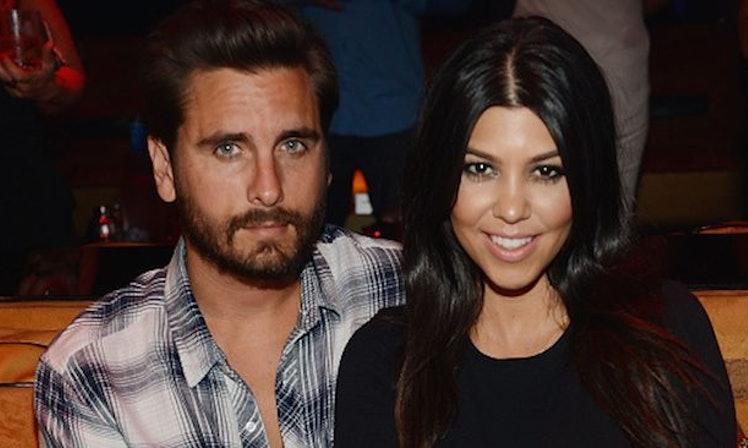 φήμες ότι τα ξαναβρήκαν οι Kourtney Kardashian και Scott Disick