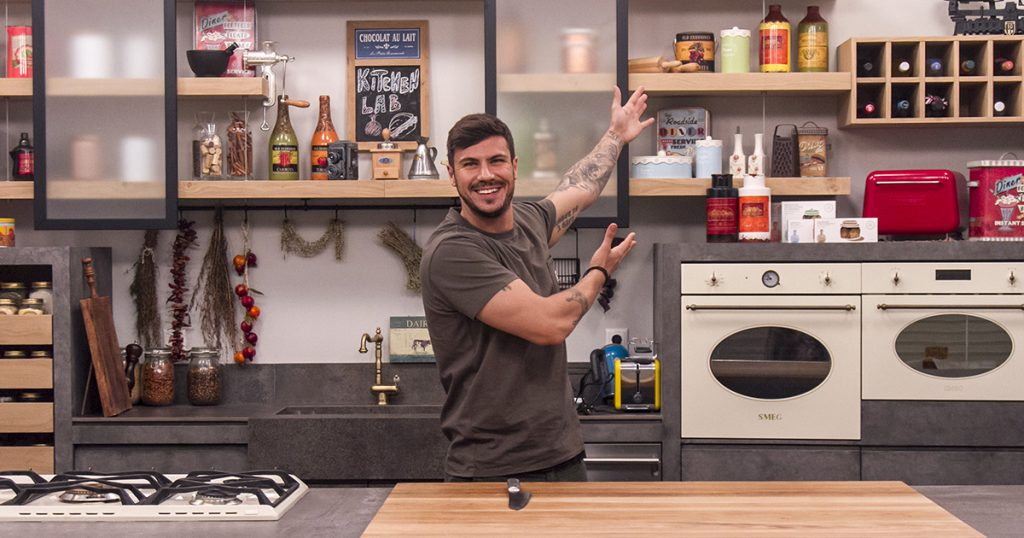 "chef μαγειρικού reality δήλωσε: ""Ο Άκης είναι φαινόμενο προς μίμηση"""