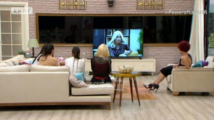 """Μαρία Μπακοδήμου τρολλάρει τα κορίτσια του """"Power Of Love"""" με κόκκινη κάρτα"""
