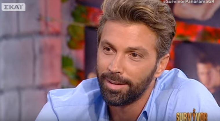 Θοδωρής Θεοδωρόπουλος μιλάει για το περιστατικό με την καρύδα