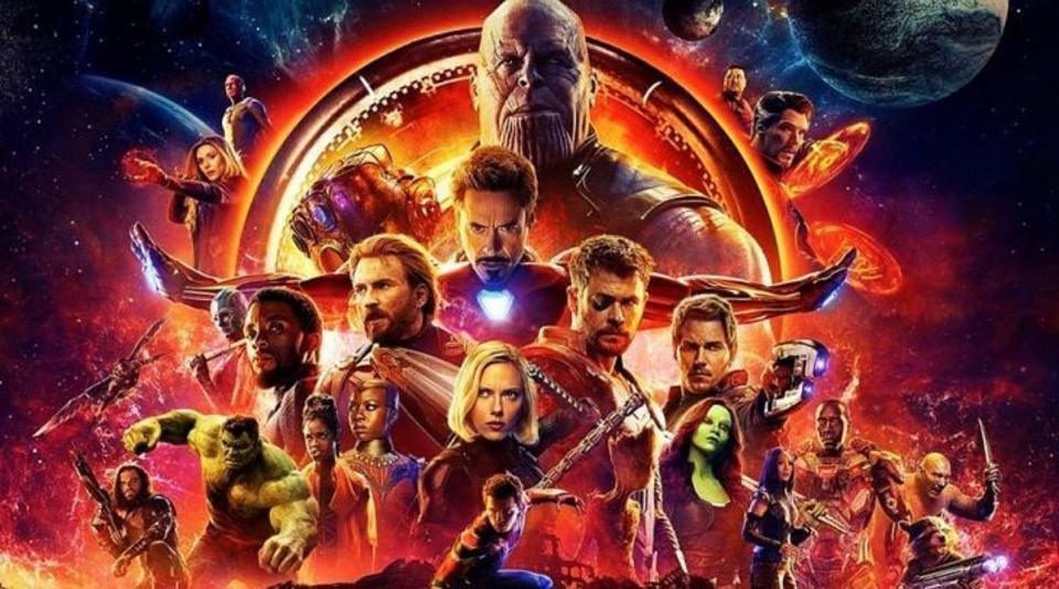 Το Avengers: Infinity War έχει τις μεγαλύτερες εισπράξεις