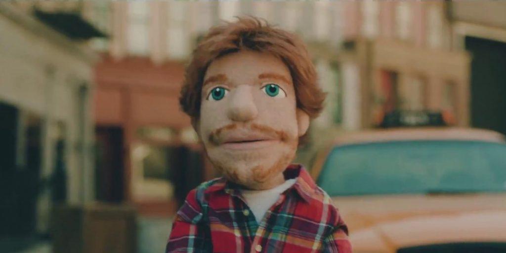 βίντεο κλιπ από Ed Sheeran Ed Sheeran κυκλοφόρησε ένα νέο βίντεο κλιπ