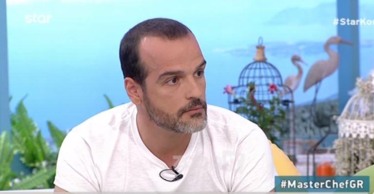 """Γιώργος Φασιλής αποκάλυψε το """"κριτήριο"""" των ψηφοφοριών του #MasterChefGR"""
