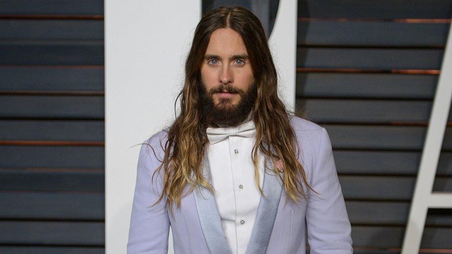 Jared Leto θα ξυρίσει τα μούσια του