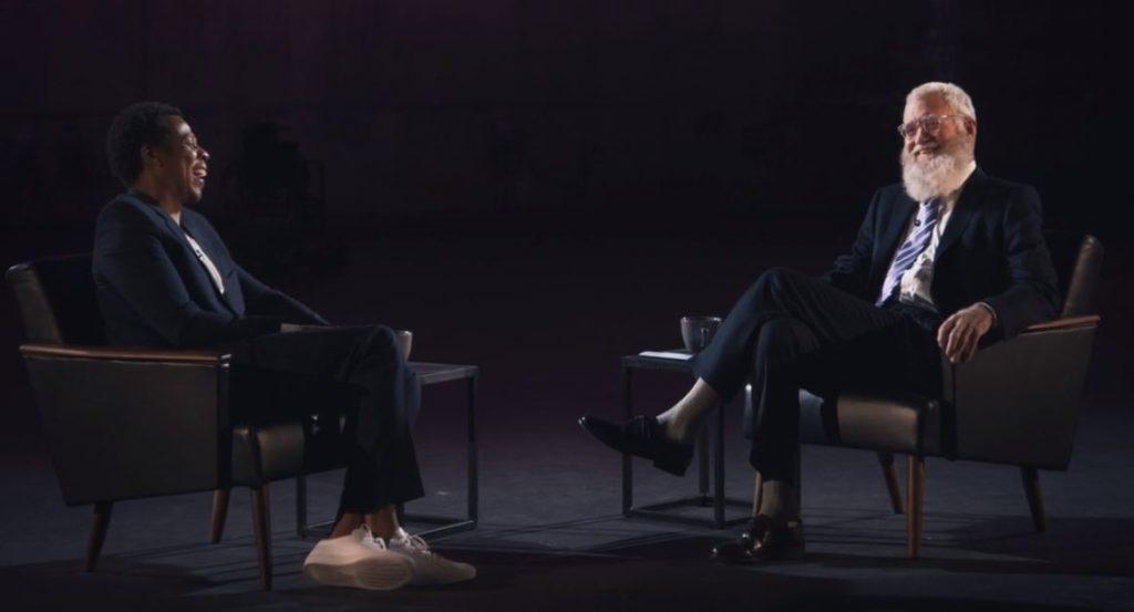 Ο Jay-Z μίλησε για την απιστία του στον David Letterman
