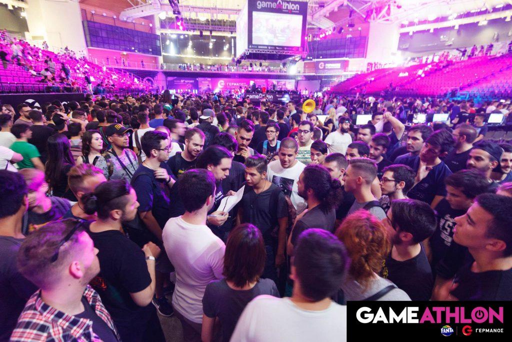 GameAthlon έρχεται για ακόμη μία χρονιά