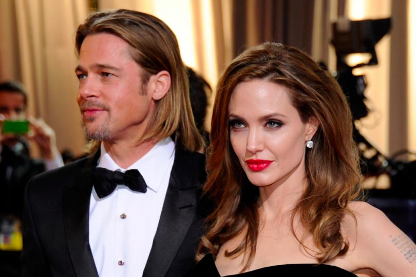 Ο γιος της Jolie επιλέγει να μείνει με τον Pitt