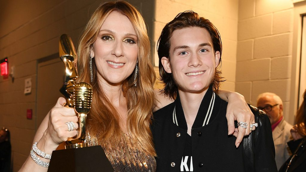 ο 17χρονος γιος της Celine Dion