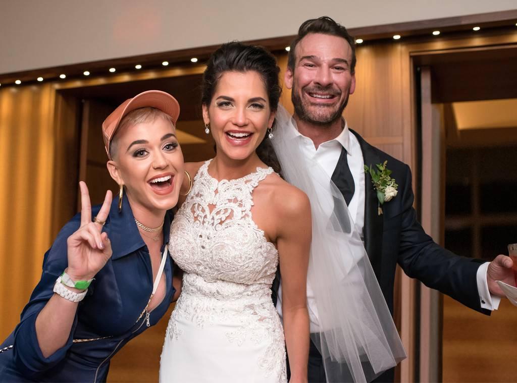 celebrities που έκαναν ντου σε γάμους