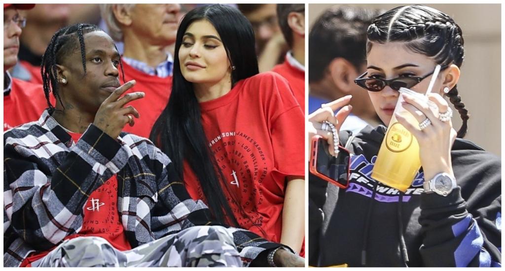 Αρραβωνιάστηκαν η Kylie Jenner και ο Travis Scott