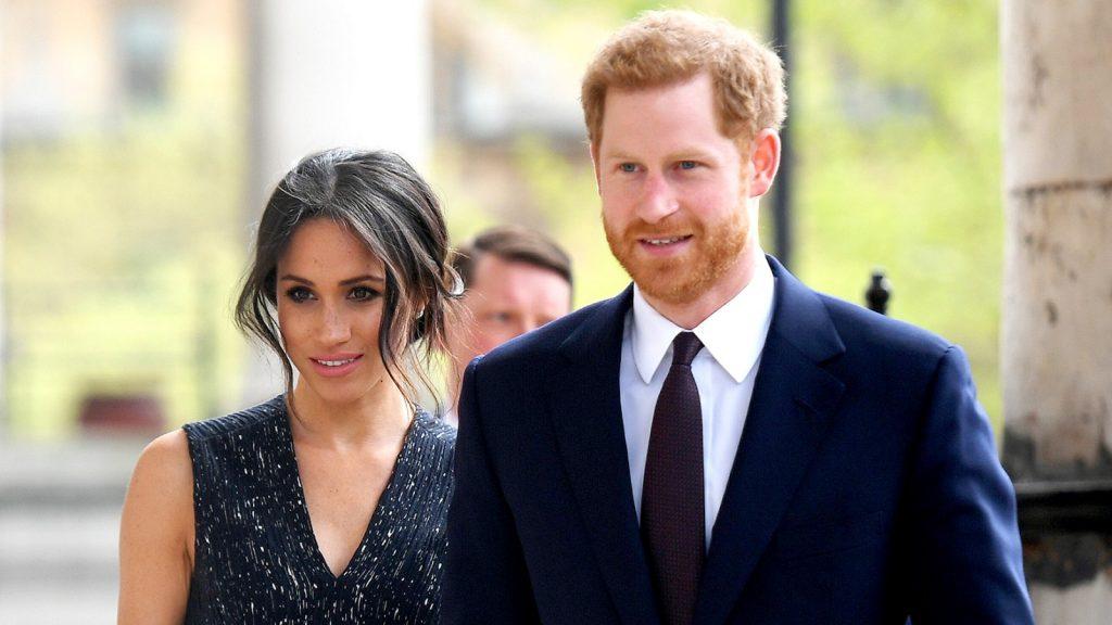 βασιλικός γάμος του Πρίγκιπα Harry