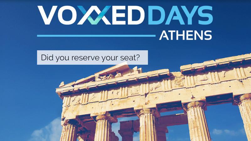 Voxxed Days Athens