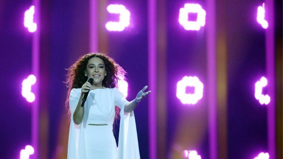 ποια χώρα ευχήθηκε να κερδίσει την Eurovision η Γιάννα Τερζή