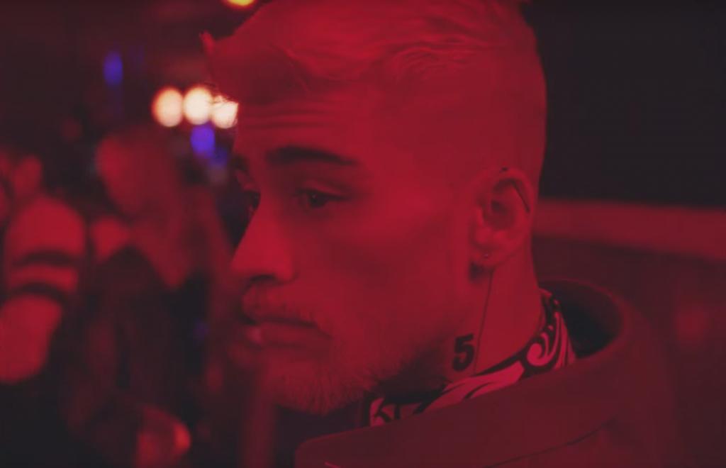 νέο βίντεο κλιπ του Zayn