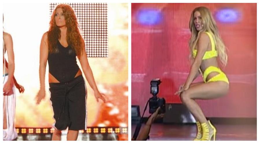 7 totally sexy εμφανίσεις στα Mad Video Music Awards