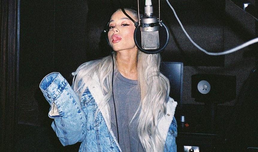 Ποια τραγούδια ξεχωρίζει από το νέο της album εξώφυλλο του νέου άλμπουμ της Ariana Grande