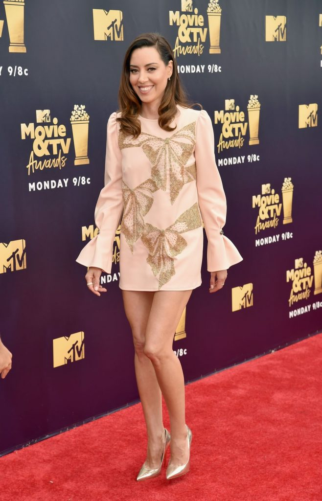 MTV Movie & TV Awards 2018