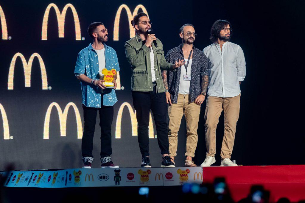 όλοι οι νικητές των Mad Video Music Awards 2018