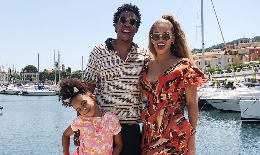 στη χώρα μας είναι η Beyonce και ο Jay Z