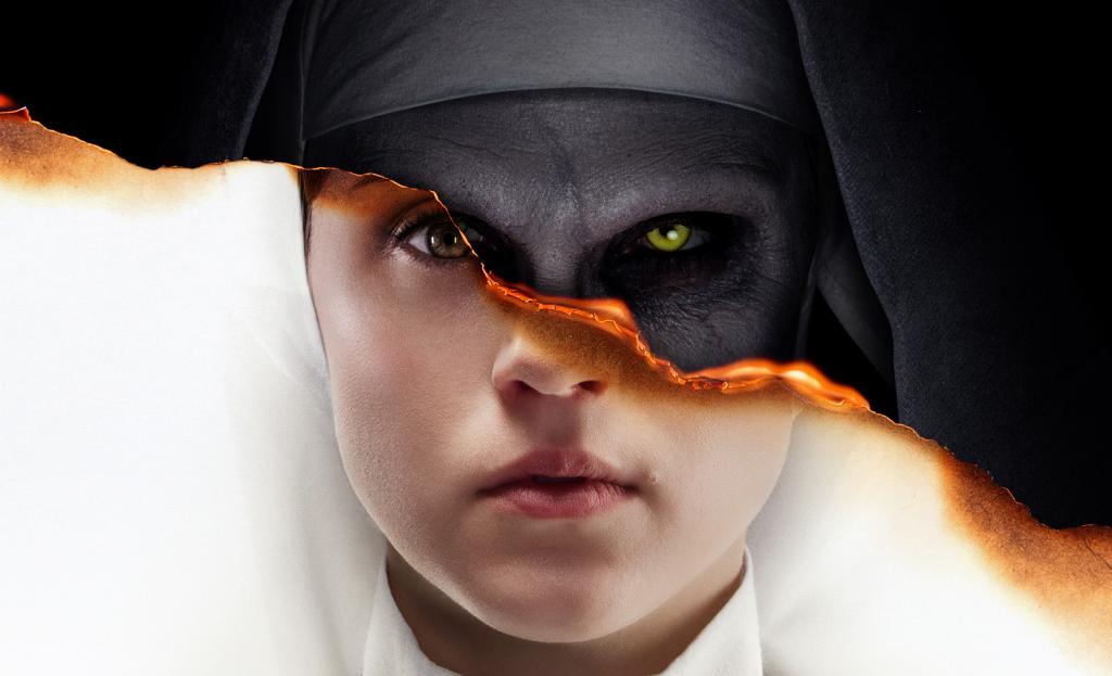 διαφήμιση της ταινίας The Nun που κατέβασε το YouTube