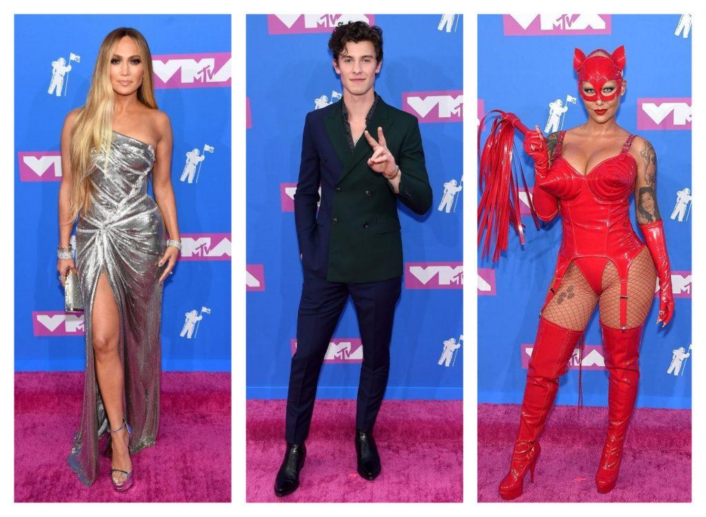 εμφανίσεις από το κόκκινο χαλί των MTV Video Music Awards 2018