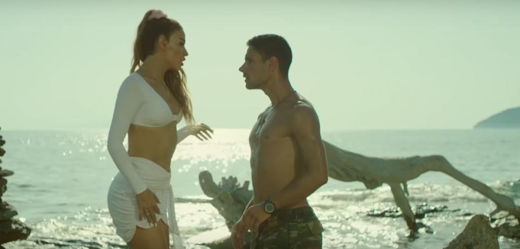 video clip του Caramela της Ελένης Φουρέιρα