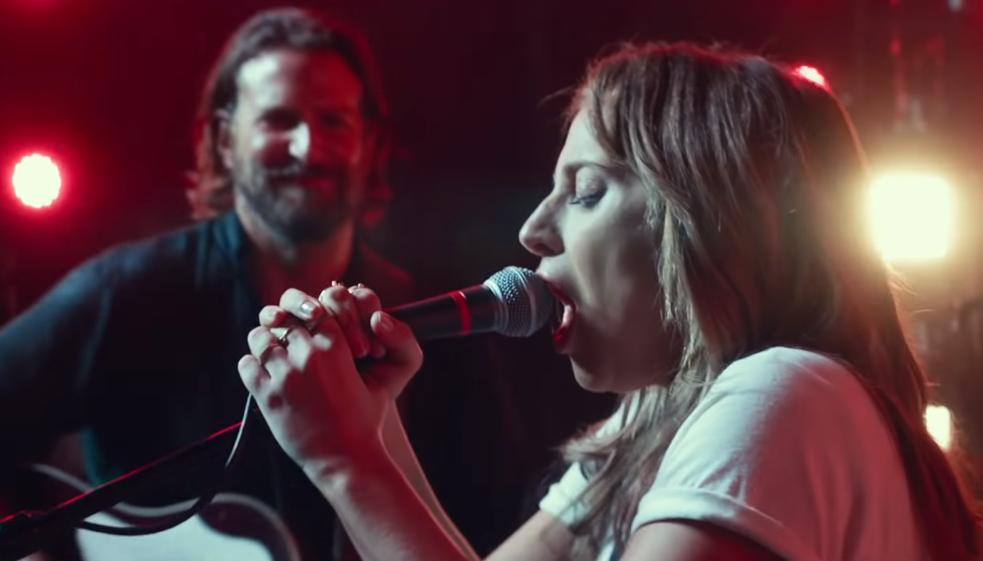 βίντεο κλιπ για το τραγούδι της Lady Gaga και του Bradley Cooper