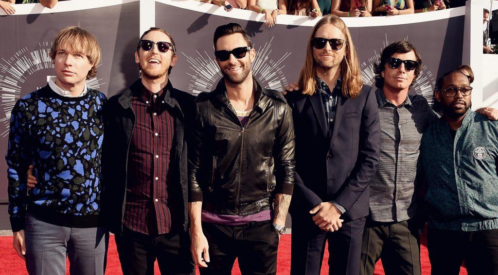 Maroon 5 θα εμφανιστούν στο φετινό Super Bowl