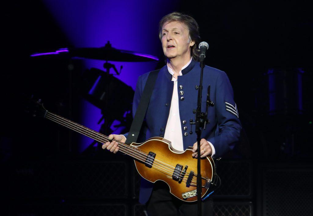 Paul McCartney για τον ομαδικό αυνανισμό με τον John Lennon