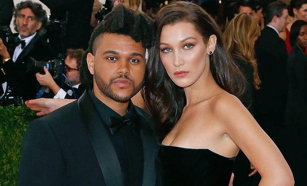 The Weeknd ευχήθηκε στην Bella Hadid
