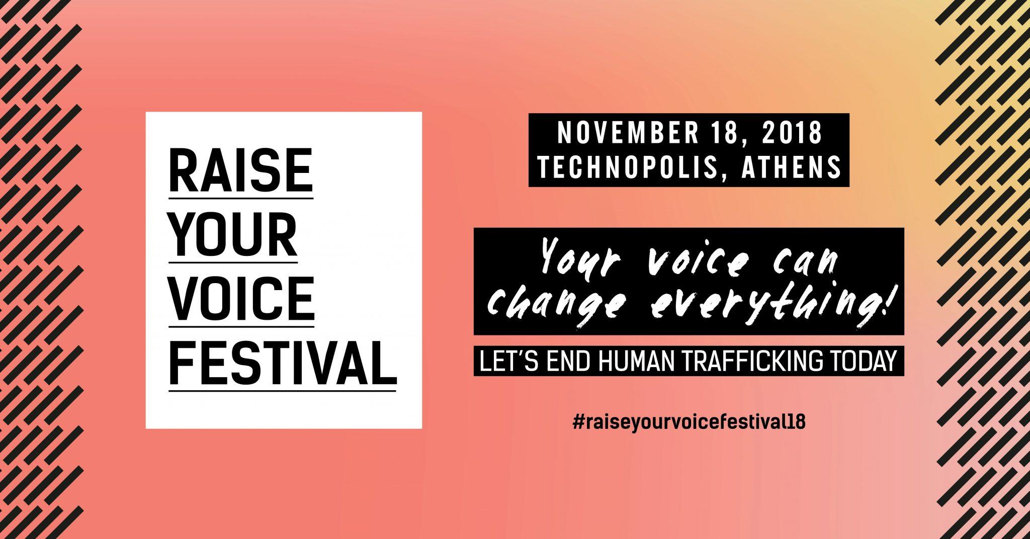 Raise Your Voice Festival
