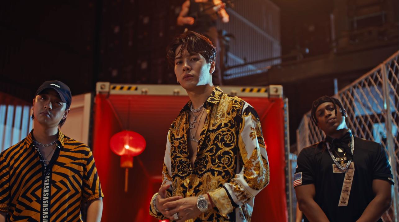 νέο single του Jackson Wang