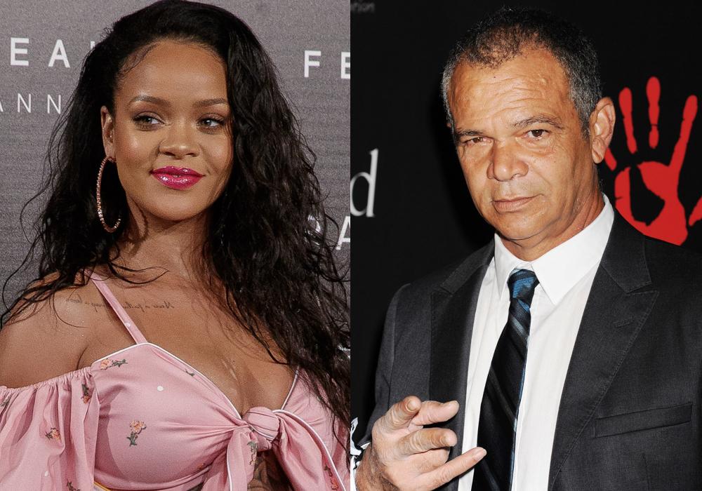 Rihanna έκανε μήνυση στον πατέρα της