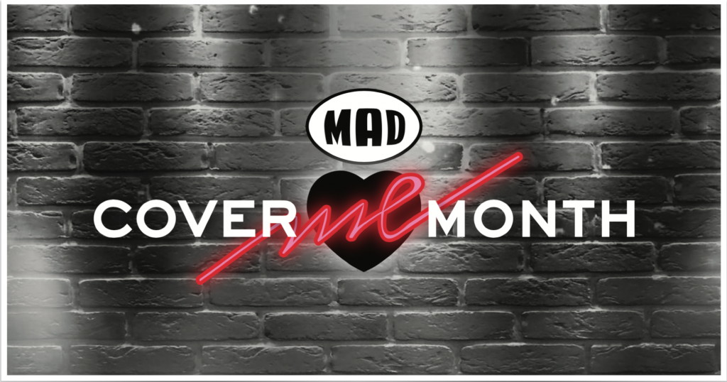 Cover Me by MAD