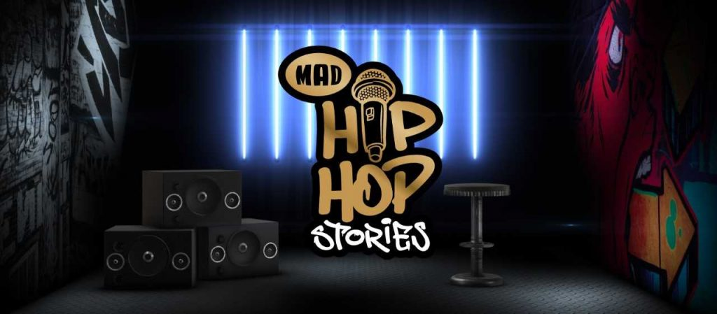 Hip Hop Stories by MAD