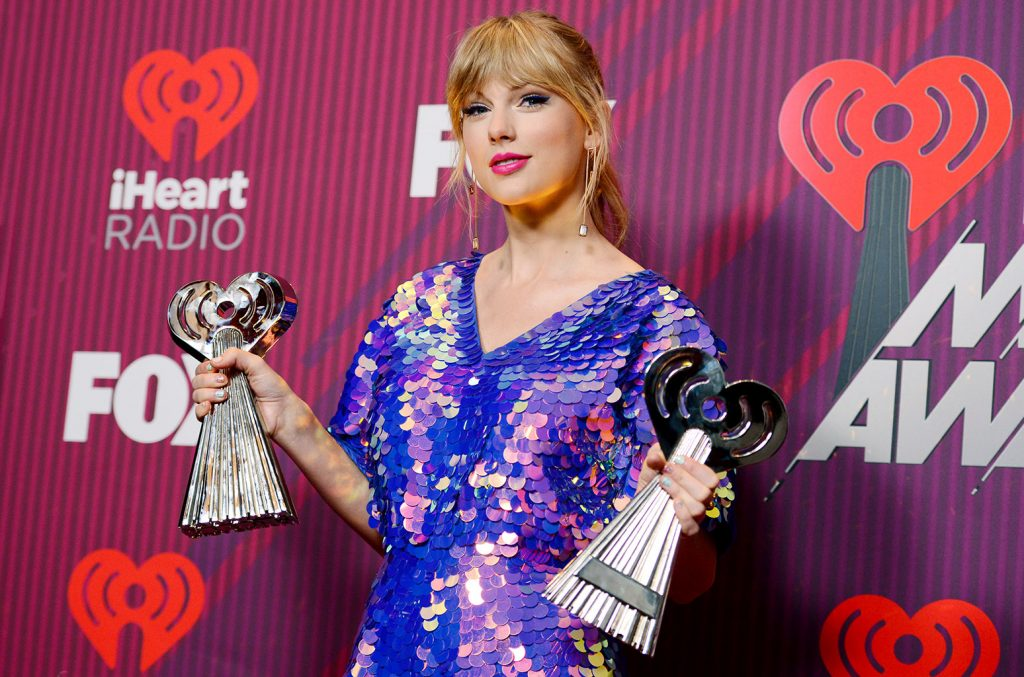 iHeartRadio Awards 2019