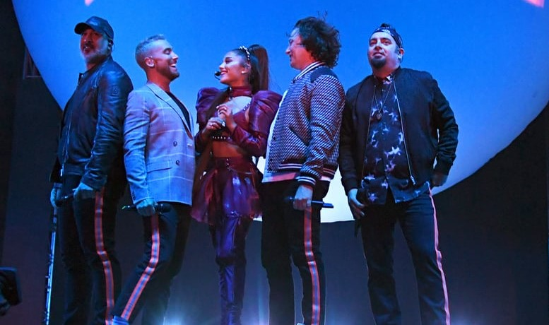 Οι NSYNC κάνουν την έκπληξη στο «Coachella 2019»