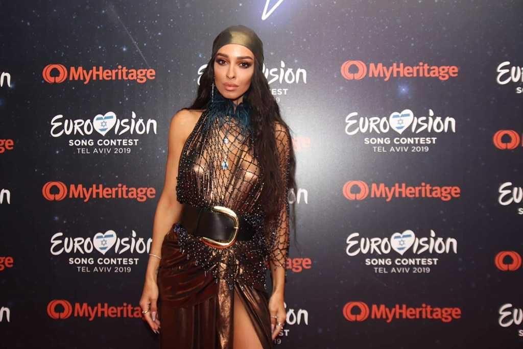Τελετή Έναρξης Eurovision 2019: Η Ελένη Φουρέιρα