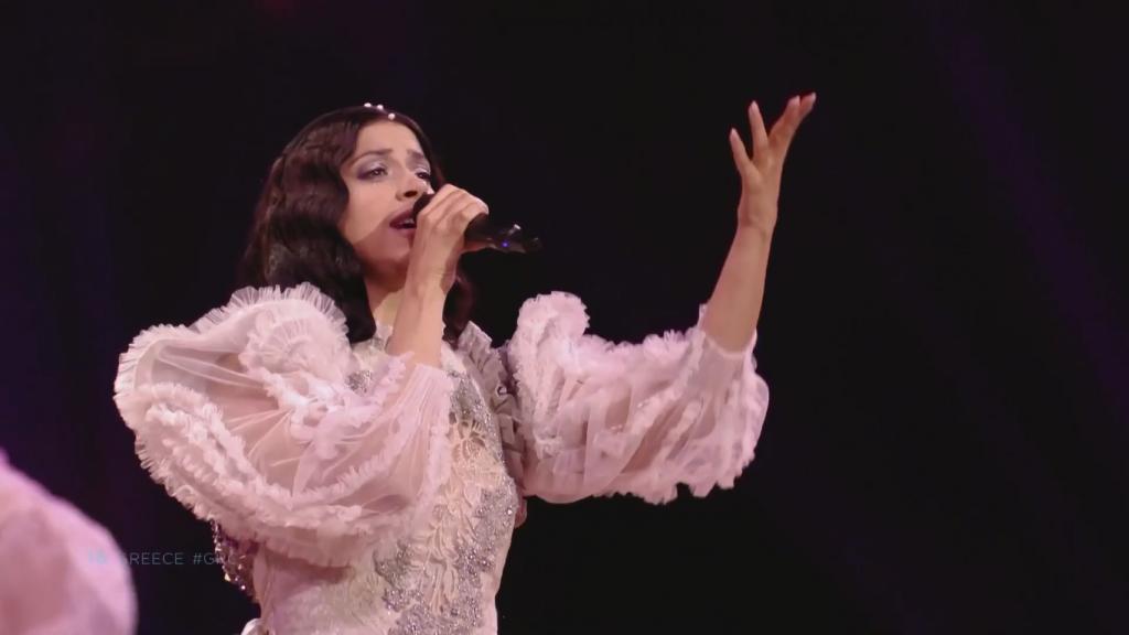 τελικό της Eurovision η Ελλάδα