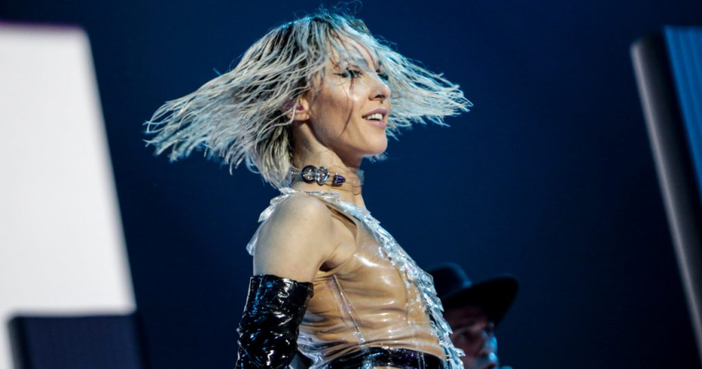 Τάμτα ξεσήκωσε το κοινό στην έναρξη του 1ου ημιτελικού της Eurovision 2019