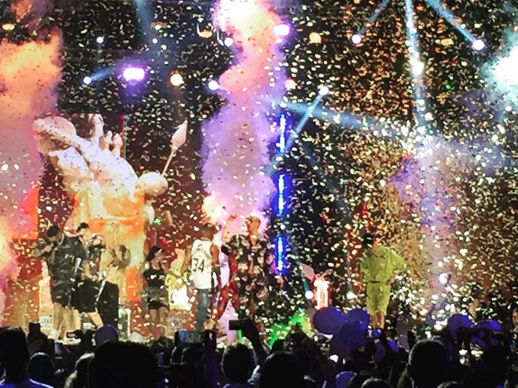 Οι rappers της Capital έκλεισαν τα φετινά βραβεία με ένα εκρηκτικό act!