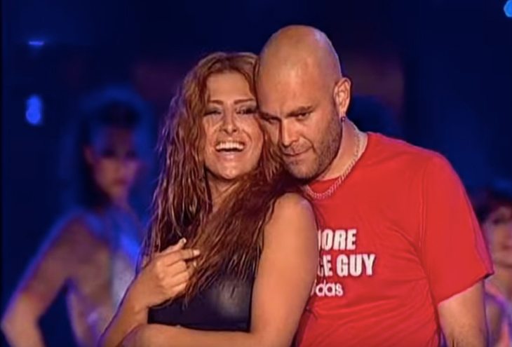 Stavento - Έλενα Παπαρίζου: Η πιο sexy εμφάνιση των MAD VMA 2008