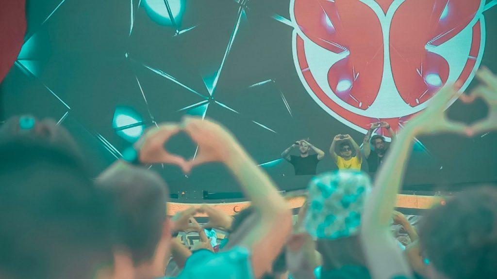 Playmen βρέθηκαν για 3η φορά στο Tomorrowland