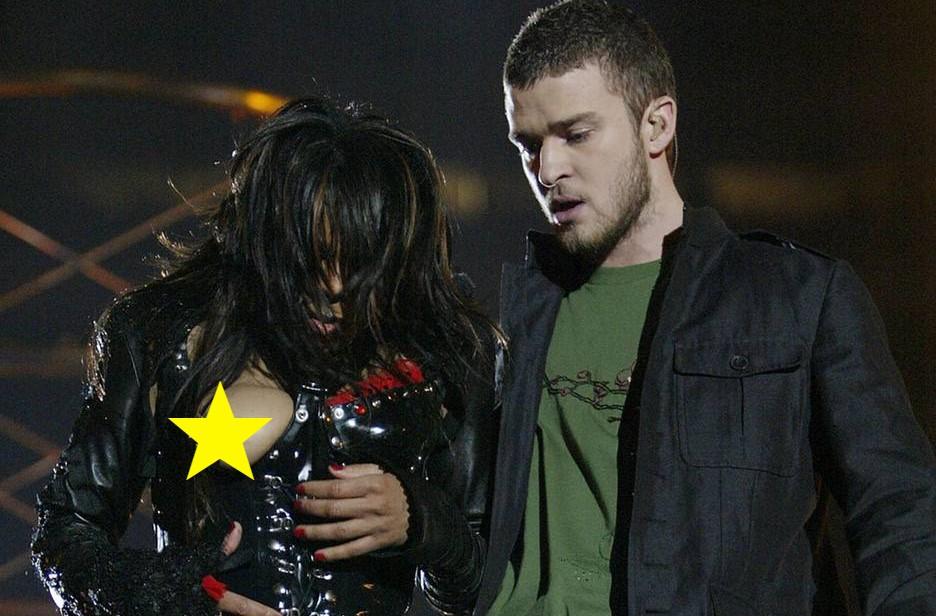 ατύχημα της Janet Jackson
