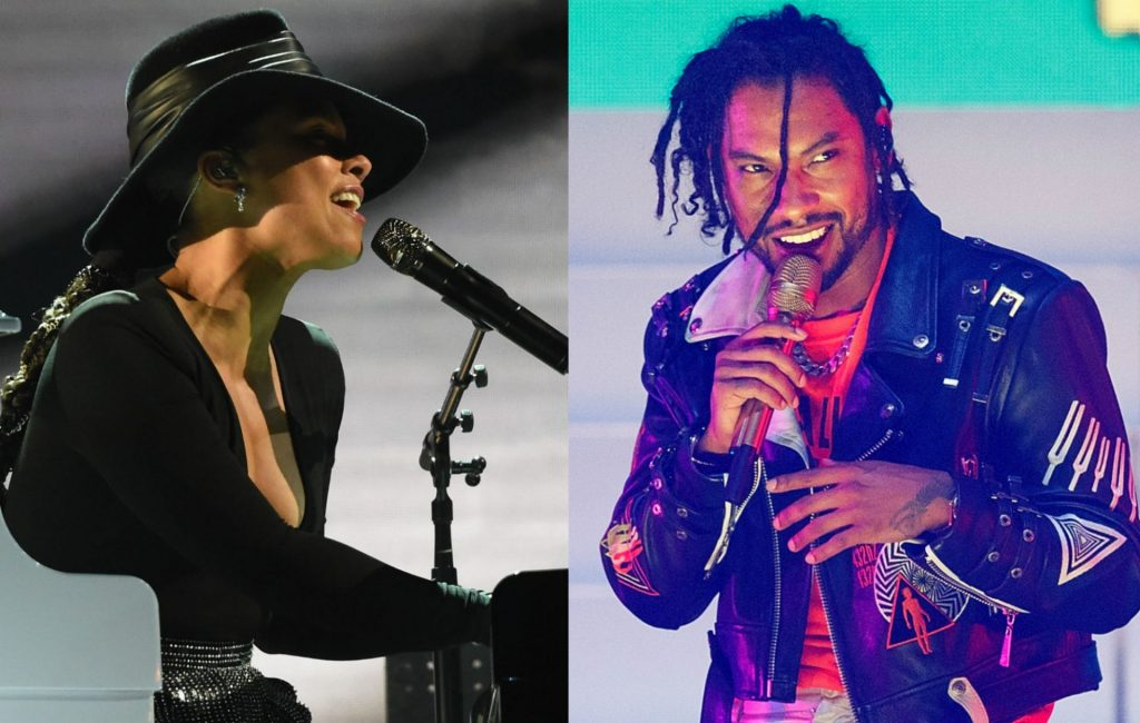 Alicia Keys Miguel