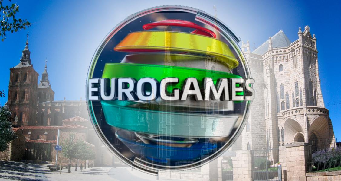 """Ο Θέμης Γεωργαντάς είναι έτοιμος για """"EuroGames"""" ή αλλιώς για «Παιχνίδια Χωρίς Σύνορα»"""